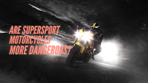 High-Performance Motorcycles and Accidents