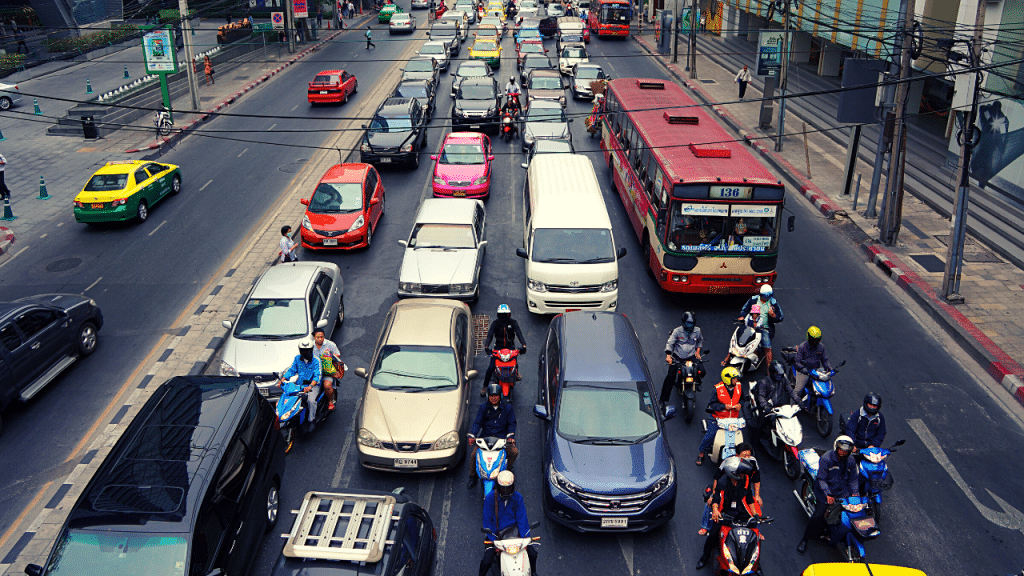 Azzi693201 What is lane splitting and is it dangerous?