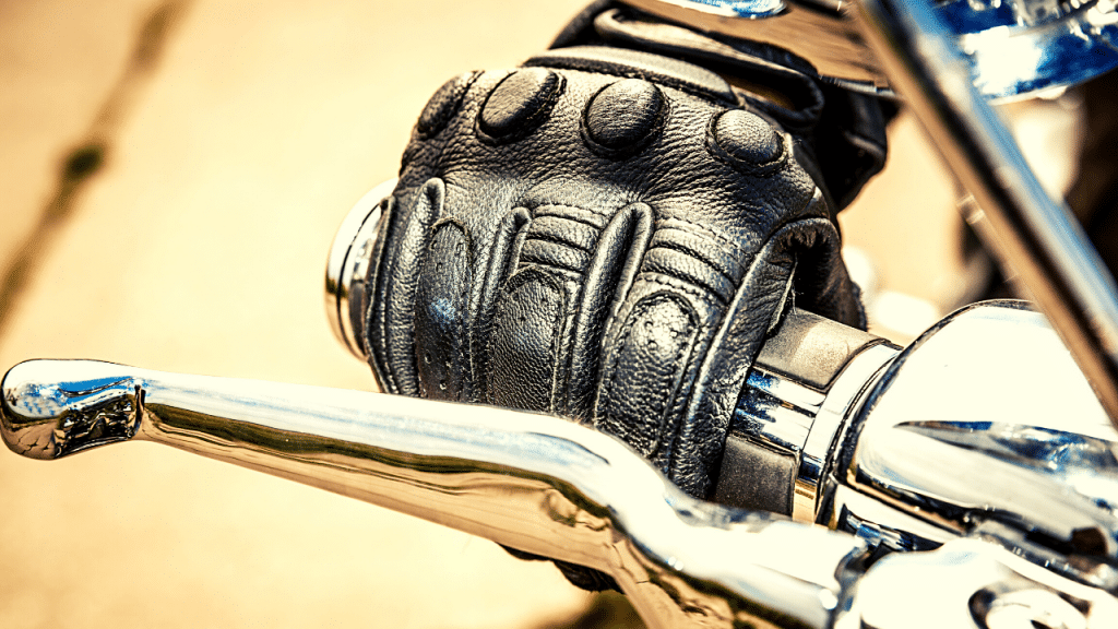 How does motorcycle protective equipment keep riders safe?