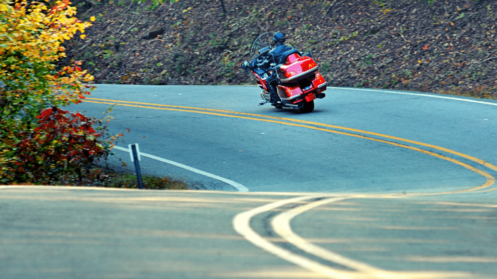 What are the statistics of motorcycle accidents in Maryland?