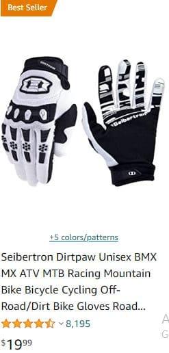 Gloves Amazon Best Seller