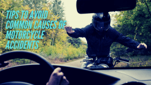 How to avoid the common causes of motorcycle accidents