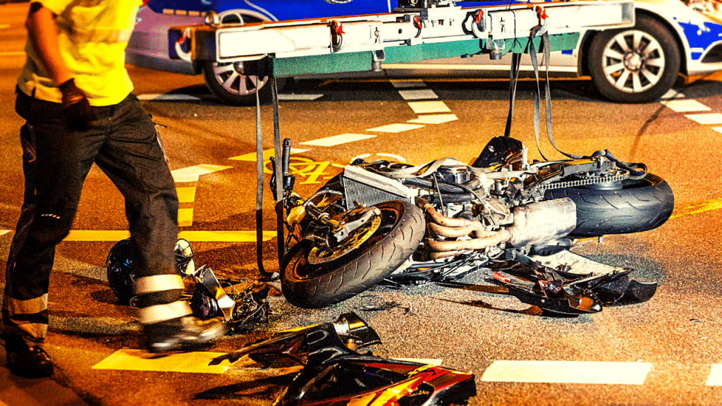 Can you get PTSD from a motorcycle accident?