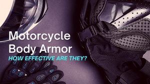 How effective is motorcycle body armor?