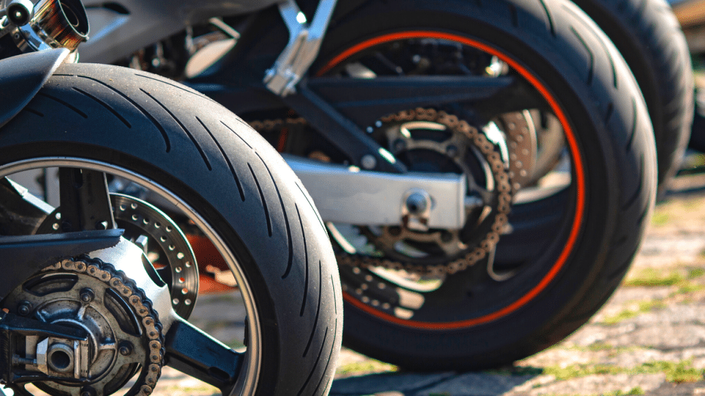 Prevent Motorcycle Tire Cupping