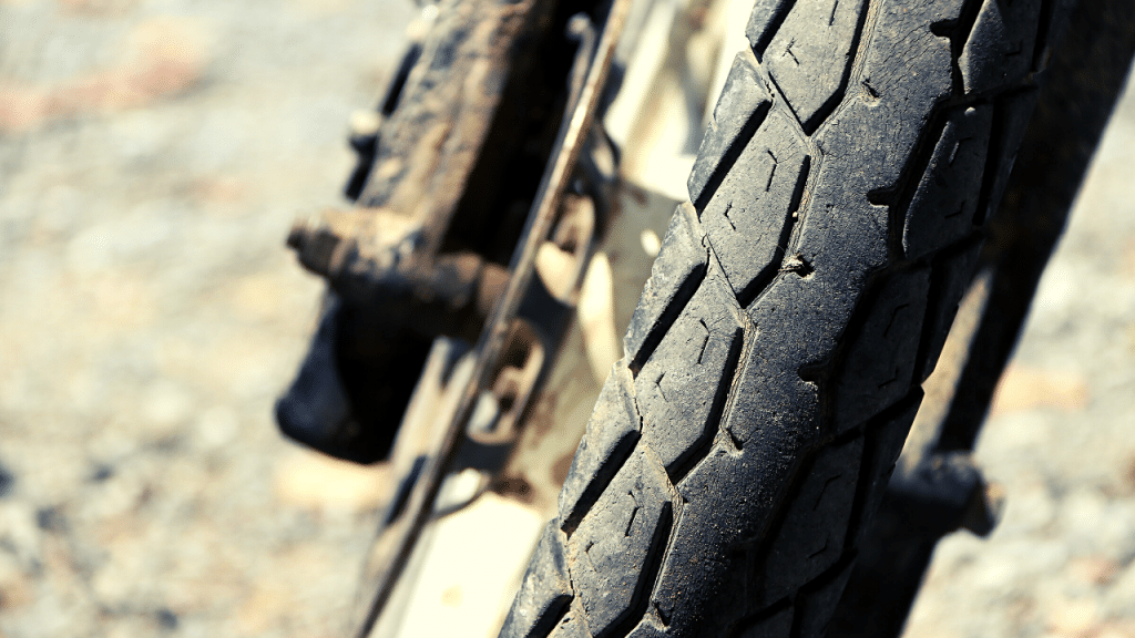 Causes of Motorcycle Tire Cupping